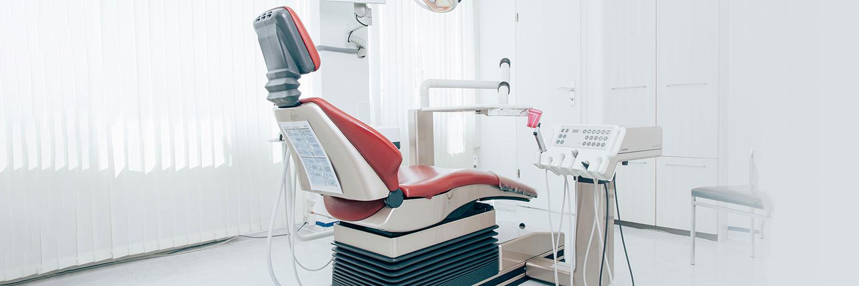 Zahnärztin Wuppertal Barmen - Maier - Behandlungsstuhl